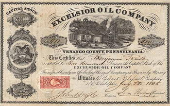 Excelsior Oil Co.