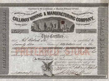 Callaway Mining & Manufacturing Co.