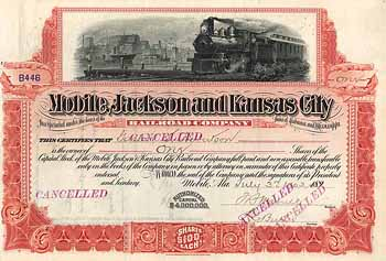 Mobile, Jackson & Kansas City Railroad