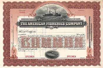 American Fisheries Co.