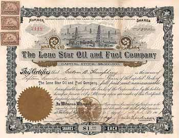 Lone Star Oil & Fuel Co.
