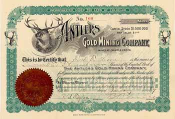 Antlers Gold Mining Co.