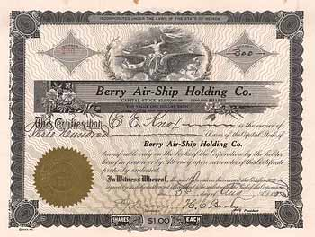 Berry Air-Ship Holding Co.