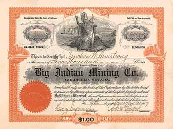 Big Indian Mining Co.