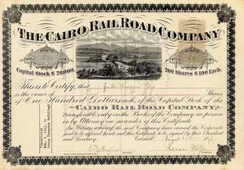 Cairo Rail Road Co.