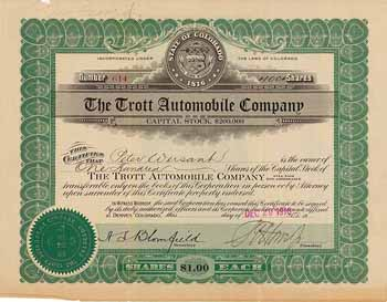 Trott Automobile Co.