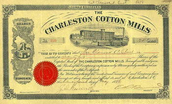 Charleston Cotton Mills