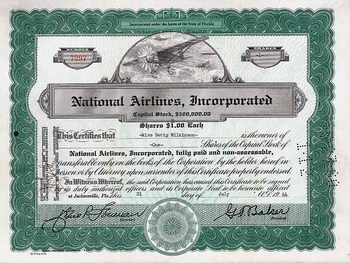 National Airlines Inc.