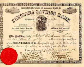 Carolina Savings Bank