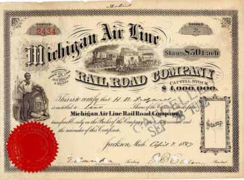 Michigan Air Line Railroad
