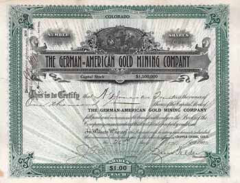 German-American Gold Mining Co.