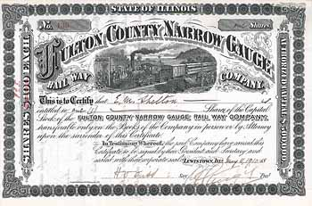Fulton County Narrow Gauge Railway