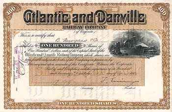 Atlantic & Danville Railway