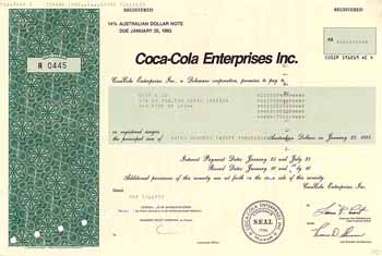 Coca-Cola Enterprises Inc.