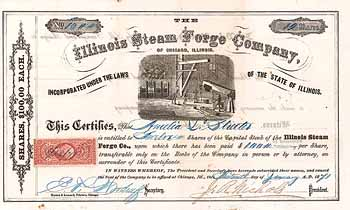 Illinois Steam Forge Co.