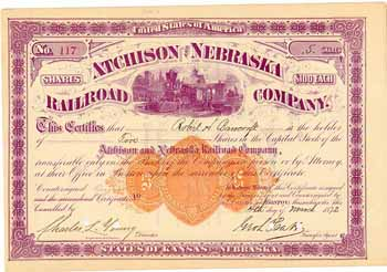 Atchison & Nebraska Railroad