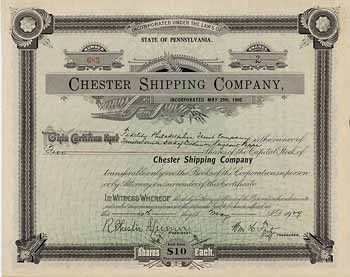 Chester Shipping Co.