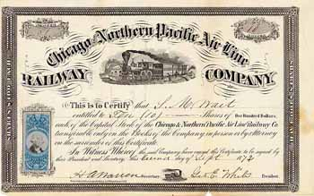 Chicago & Northern Pacific Air Line Railway