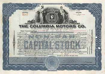 Columbia Motors Co.
