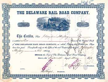 Delaware Railroad