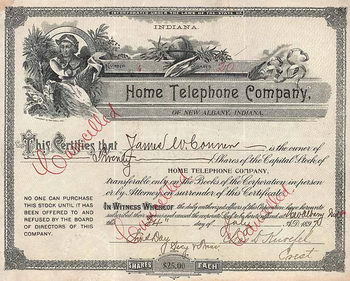 Home Telephon Co.