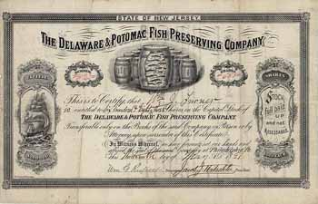 Delaware & Potomac Fish Preserving Co.