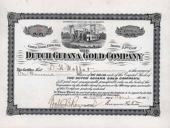 Dutch Guiana Gold Co.