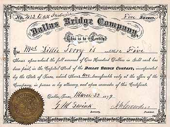 Dallas Bridge Co.