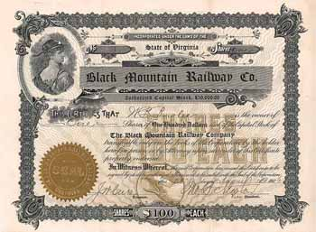 Black Mountain Railway