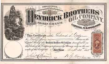 Heydrick Brothers Oil Co.