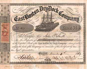 East Boston Dry Dock Company