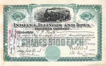 Indiana, Illinois & Iowa Railroad