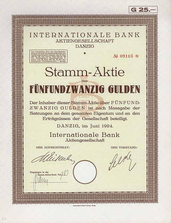 Internationale Bank AG