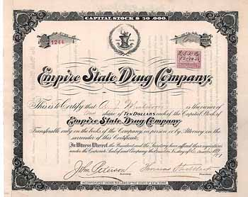 Empire State Drug Co.
