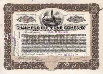 Chalmers Oil & Gas Co.