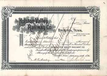 Holston Valley Railway