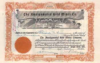 Amalgamated Gold Mines Co.