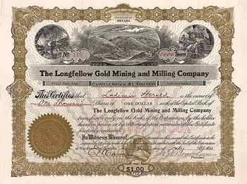 Longfellow Gold Mining & Milling Co.