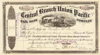 Central Branch Union Pacific Rail Road