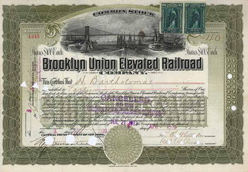 Brooklyn Union Elevated Railway