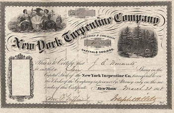 New York Turpentine Co.