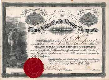Black Hills Gold Mining Co.