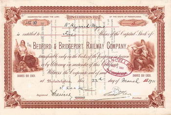 Bedford &  Bridgeport Railway
