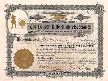 Denver Rifle Club Association