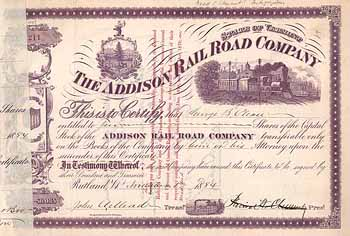 Addison Railroad