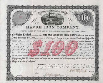 Havre Iron Co.