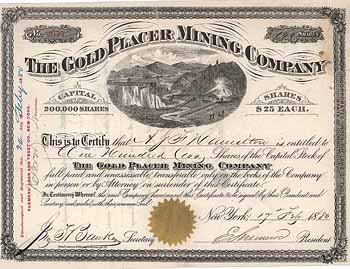 Gold Placer Mining Co.