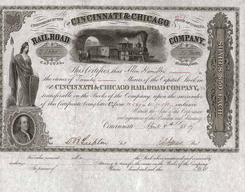 Cincinnati & Chicago Railroad