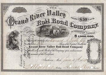 Grand River Valley Railroad