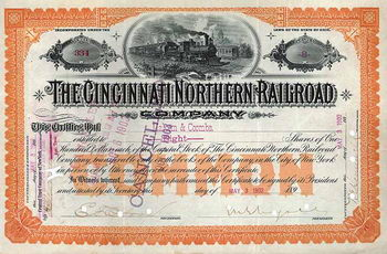 Cincinnati Northern Railroad